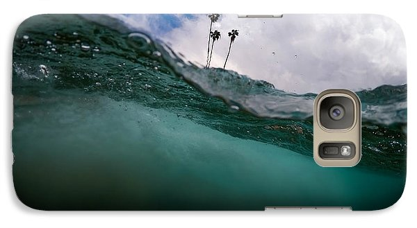 Galaxy Case featuring the photograph Atmospheric Pressure by Sean Foster