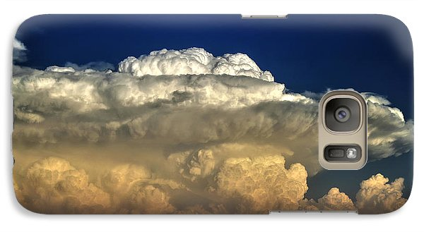 Galaxy Case featuring the photograph Atomic Supercell by James Menzies