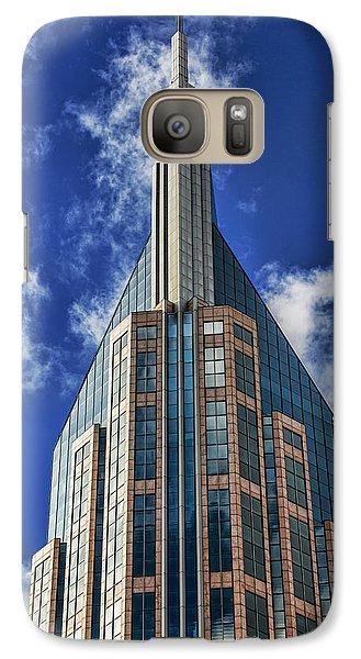 Galaxy Case featuring the photograph Att Nashville by Stephen Stookey