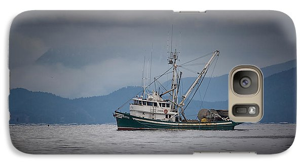 Galaxy Case featuring the photograph Attu Off Madrona by Randy Hall