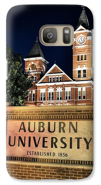 Auburn University Galaxy S7 Case