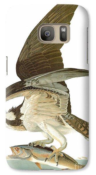 Osprey Galaxy S7 Case - Audubon: Osprey by Granger
