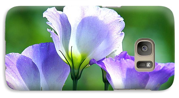 Galaxy Case featuring the photograph August Echoes by Byron Varvarigos