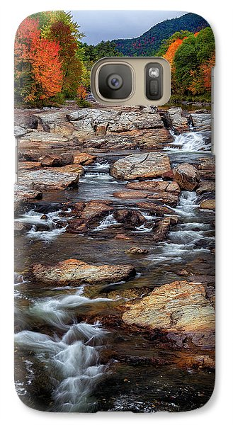Galaxy Case featuring the photograph Ausable by Mark Papke