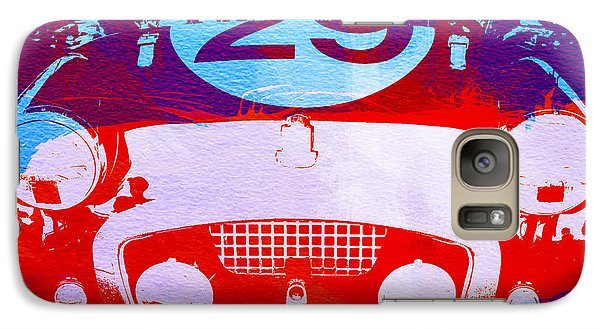 Austin Galaxy S7 Case - Austin Healey Bugeye by Naxart Studio