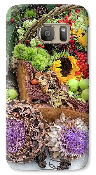 Autumn Abundance Galaxy S7 Case by Tim Gainey