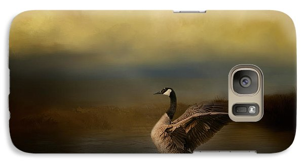 Autumn Afternoon Splash Galaxy S7 Case