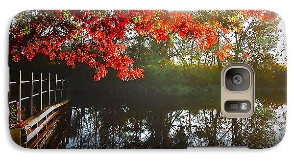 Autumn Creek Magic Galaxy S7 Case