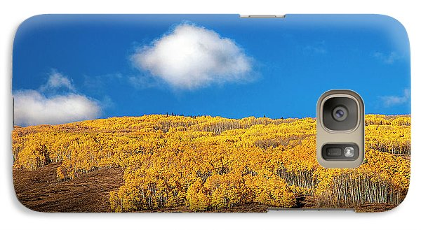 Galaxy Case featuring the photograph Autumn Day by Andrew Soundarajan