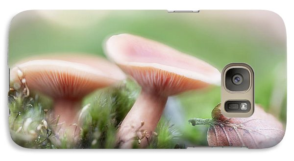 Galaxy Case featuring the photograph Autumn Dream by Dirk Ercken