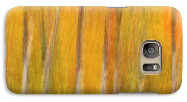 Galaxy Case featuring the photograph Autumn Dreams by Mike Lang