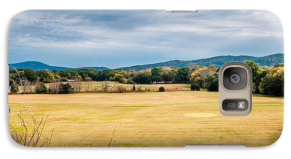 Autumn Field Galaxy S7 Case