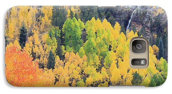 Galaxy Case featuring the photograph Autumn Glory by David Chandler