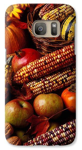 Autumn Harvest  Galaxy S7 Case