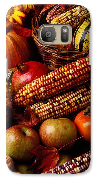 Autumn Harvest  Galaxy S7 Case by Garry Gay