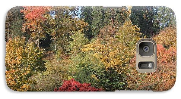 Autumn In Baden Baden Galaxy S7 Case