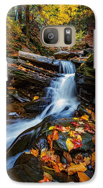 Autumn In The Catskills Galaxy S7 Case