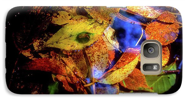 Autumn Leaf Galaxy S7 Case by Tatsuya Atarashi