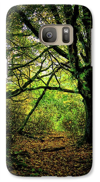 Galaxy S7 Case featuring the photograph Autumn Light by David Patterson
