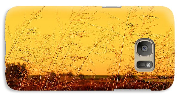 Galaxy Case featuring the photograph Autumn by Milena Ilieva
