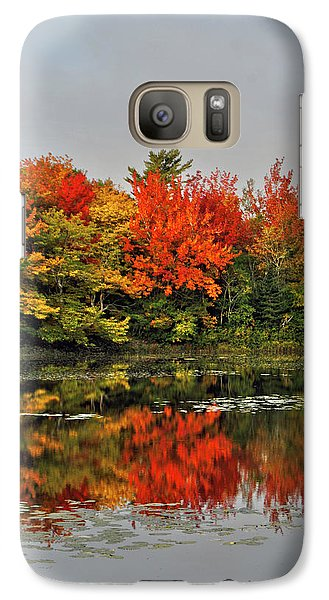 Galaxy Case featuring the photograph Autumn Portrait by Kathleen Sartoris