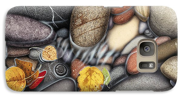 Autumn Stones Galaxy S7 Case