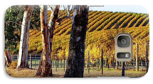 Galaxy Case featuring the photograph Autumn Vines by Bill Robinson