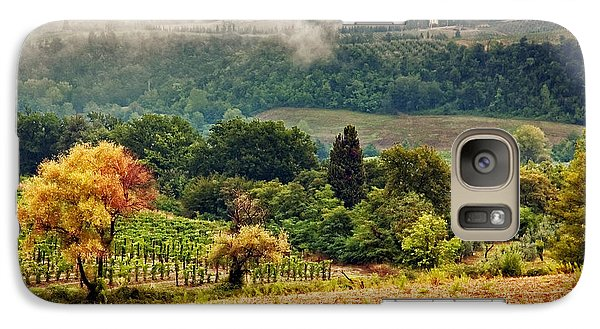Autumnal Hills Galaxy S7 Case