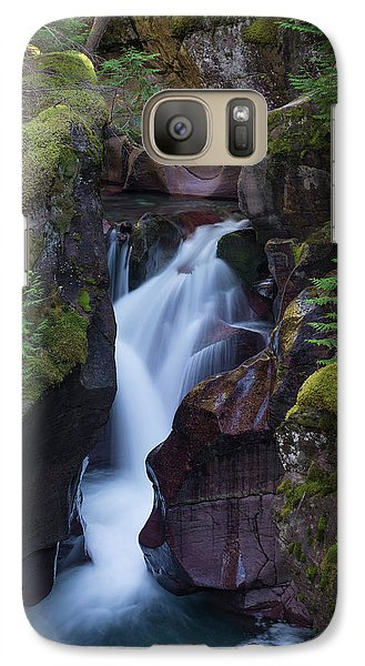 Avalanche Gorge 3 Galaxy S7 Case