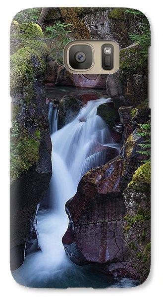 Avalanche Gorge 3 Galaxy S7 Case