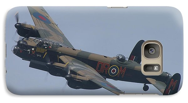 Galaxy Case featuring the photograph Avro Lancaster B1 Pa474  by Tim Beach