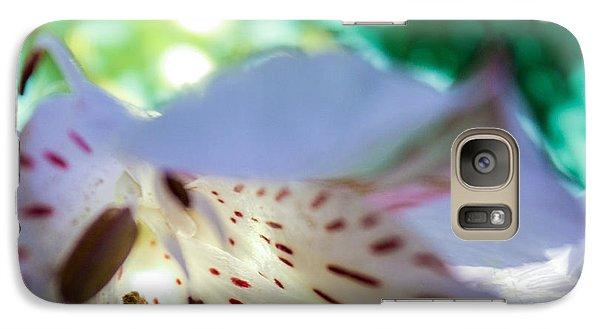 Galaxy Case featuring the photograph Awaken by Bobby Villapando