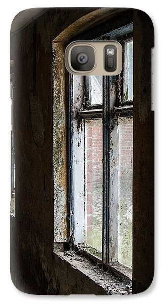 Galaxy Case featuring the photograph Away From The World by Odd Jeppesen