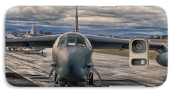 Galaxy Case featuring the photograph B-52 by Jim  Hatch