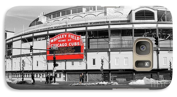 B-w Wrigley 100 Years Young Galaxy Case by David Bearden