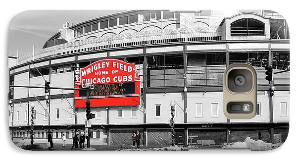 B-w Wrigley 100 Years Young Galaxy S7 Case