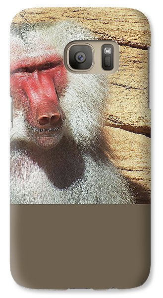 Galaxy Case featuring the photograph Just Walk Away by Cathy Harper