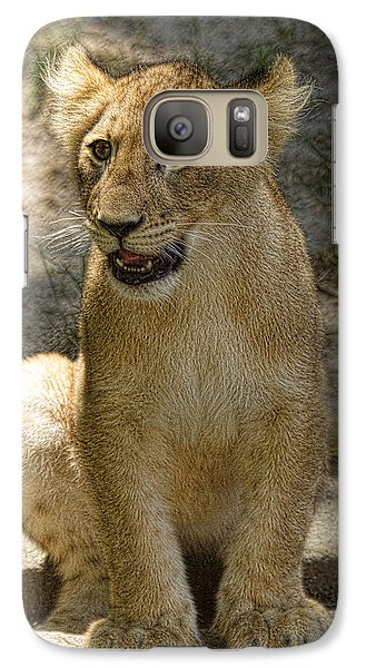 Galaxy Case featuring the photograph Baby Baby by Cheri McEachin