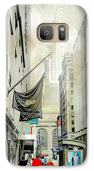 Galaxy Case featuring the photograph Back To You by Diana Angstadt