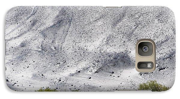 Backdrop Of Sand, Chumathang, 2006 Galaxy S7 Case by Hitendra SINKAR