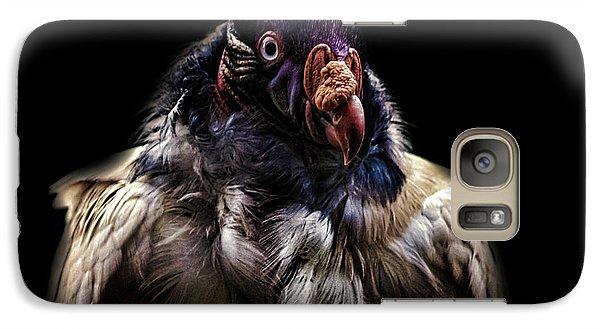 Griffon Galaxy S7 Case - Bad Birdy by Martin Newman