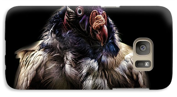 Bad Birdy Galaxy Case by Martin Newman