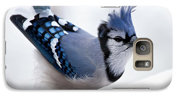 Bad Feather Day Galaxy S7 Case
