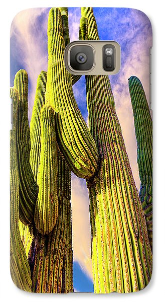 Galaxy Case featuring the photograph Bad Hombre by Paul Wear