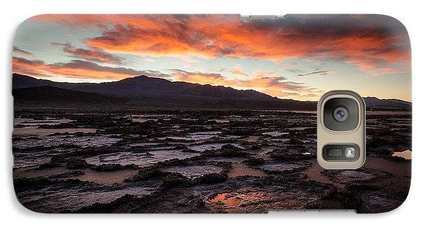 Galaxy Case featuring the photograph Bad Water by Allen Biedrzycki