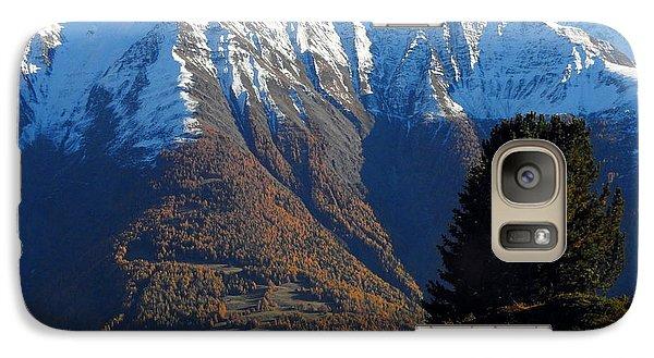 Baettlihorn In Valais, Switzerland Galaxy S7 Case
