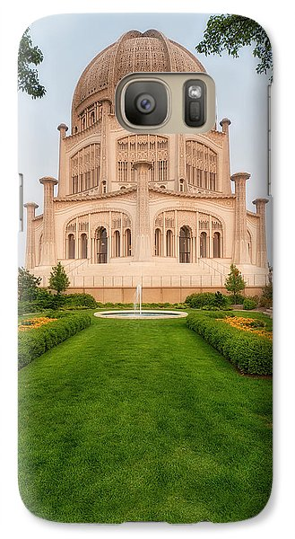 Baha'i Temple - Wilmette - Illinois - Veritcal Galaxy S7 Case