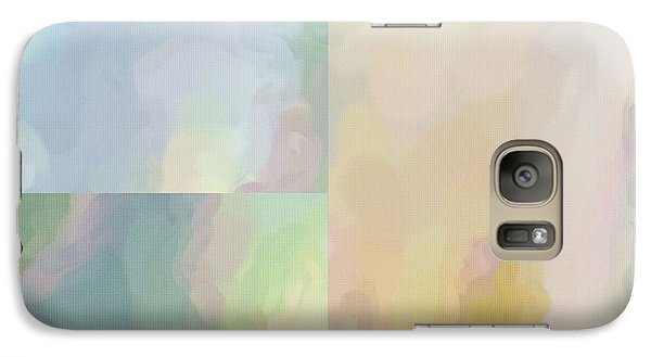 Galaxy Case featuring the digital art Balance...four by Tom Druin