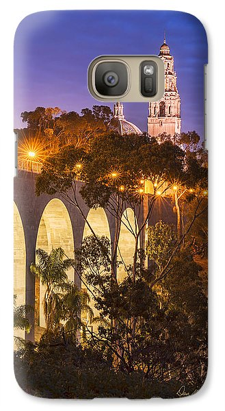 Balboa Bridge Galaxy S7 Case