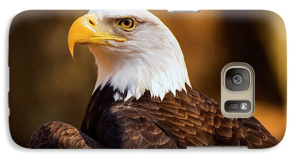 Bald Eagle 2 Galaxy S7 Case